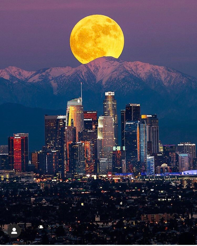 SuperMoon of 2020 (April)