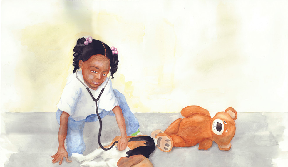 Her First Patients
