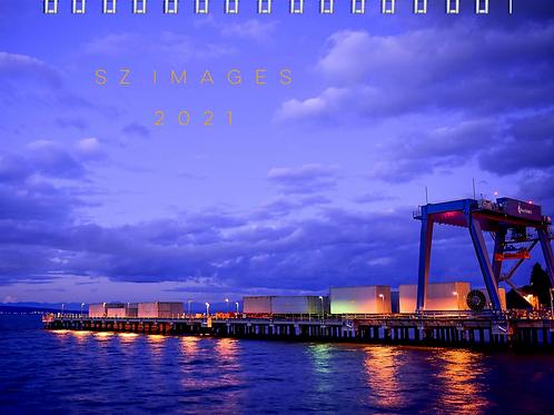 SZ Images 2021 Calendar