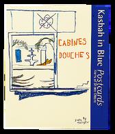 『Kasbah in Blue Postcards』