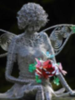 Fairy with Rose & Shamrock (4).JPG