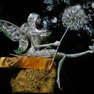Fairy with Dandelion