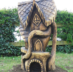 Fantasy, Storybook & Fairy Houses