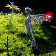 Fairy & Sunflower