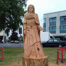 St Eidin of Tumna