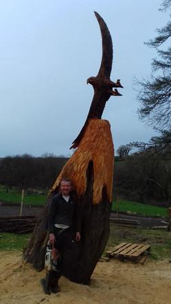 Flying Eagle, Carrigaline, Co Cork