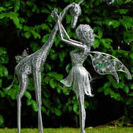 Fairy & Giraffe