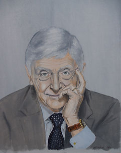 Mike's Art Studio, Mike Clifford,Michael Parkinson, charcoals, commissions