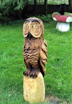 Owl from The Gruffalo