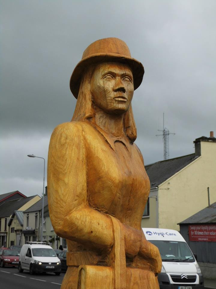 Diaspora Woman, Kilorglin, Co Kerry