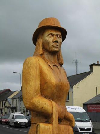 Diaspora Woman, Kilorglin, Co Kerry