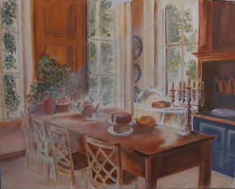 Mike's Art Studio, Mike Clifford,oil painting, commissions