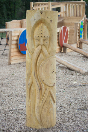 Viking Sentry, Clontarf, Co Dublin
