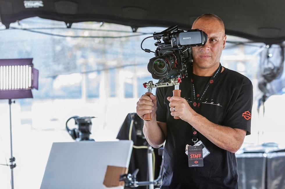 Graham Howe  Sony F5 Lighting Cameraman DOP