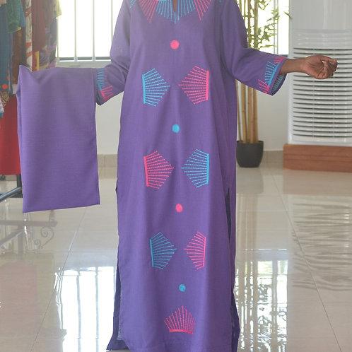 Robe Lilas