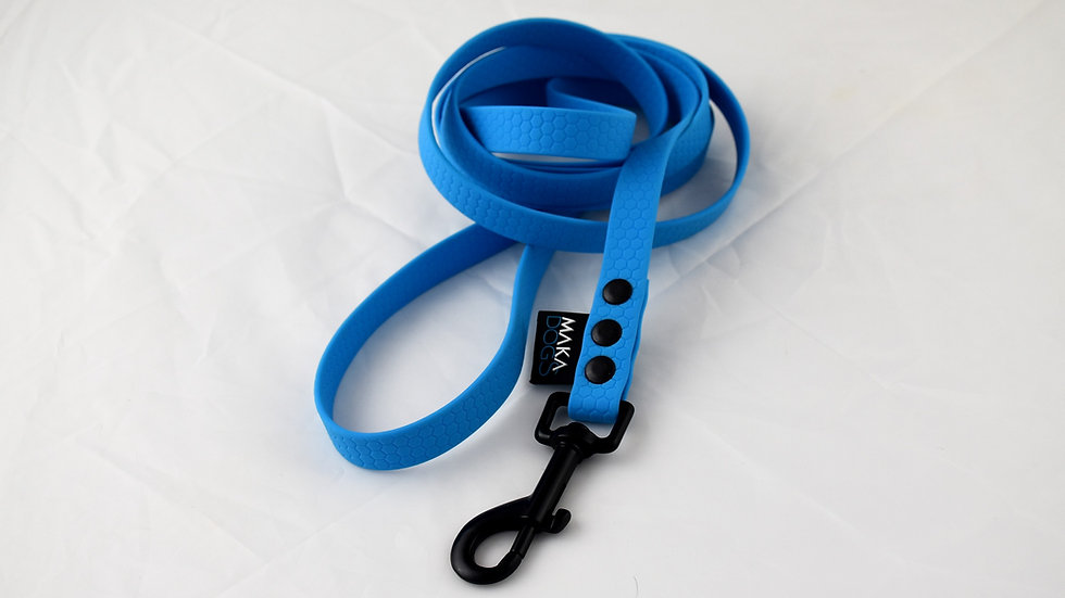 Smycz Hexa 16mm Blue