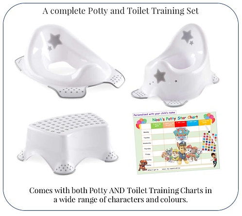 Potty & Toilet Training Set