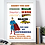 Thumbnail: Personalised Daddy Superhero Print