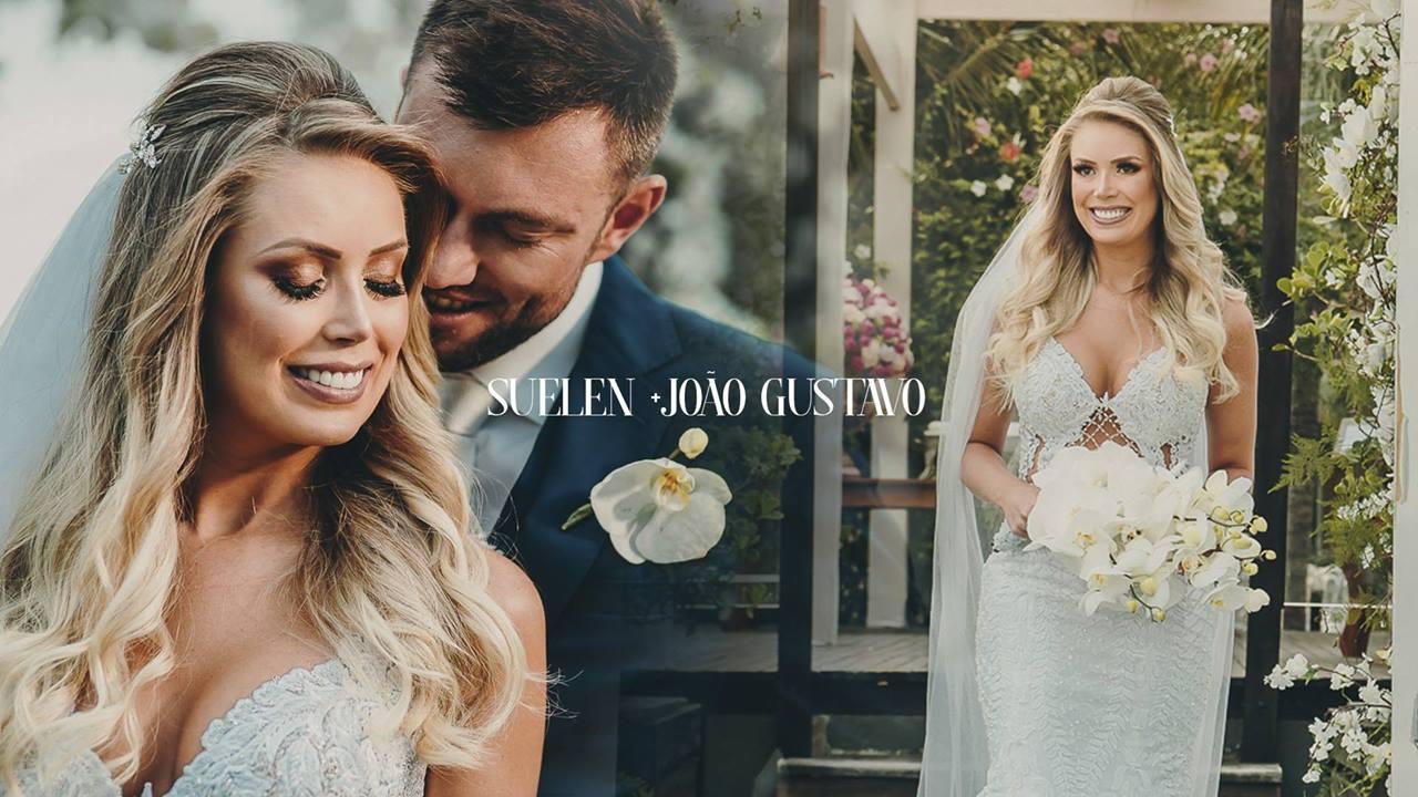 Suelen + João Gustavo | Wedding day