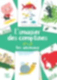Imaier des comptines Les Animux - La Marmotière éditions