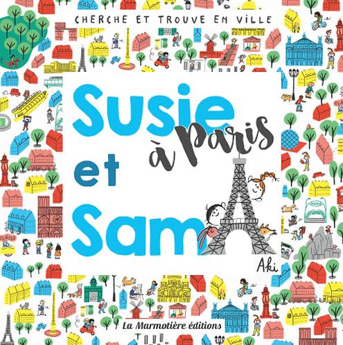 Susie et Sam à Paris