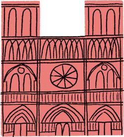 Cathédrale <br>Notre-Dame de Paris