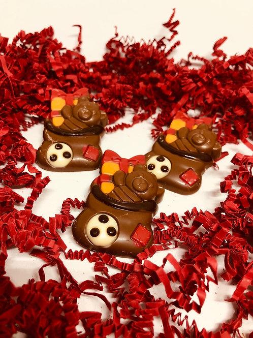 Caraques Zak van Sinterklaas (per 100 gram)