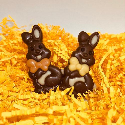 Caraque happy bunnies
