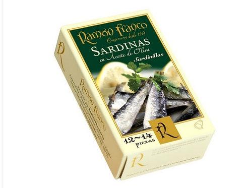 Sardines Ramon Franco