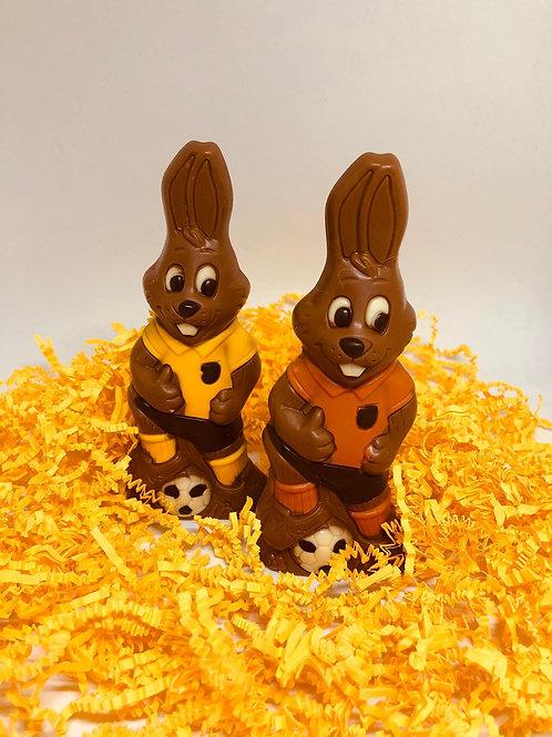 Soccer bunny 'Luis'