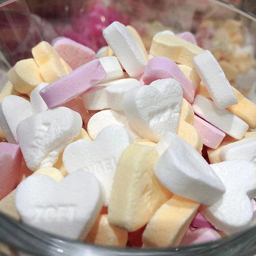 Suikerhartjes