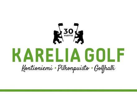 Kenttämestariksi Karelia Golfiin