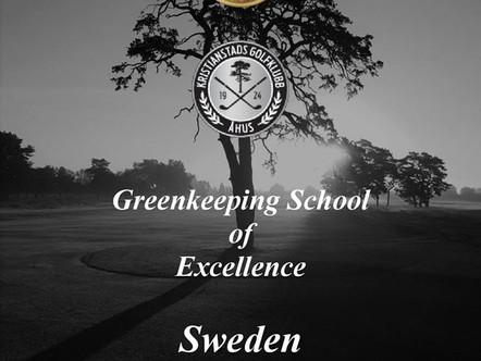 Kentänhoidon koulutusta Ruotsissa!