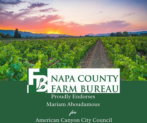 2020 Farm Bureau Endorsement - Aboudamou
