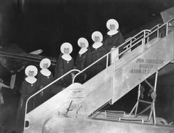 1947 chegada