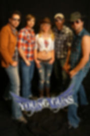 The Young Guns Country Band