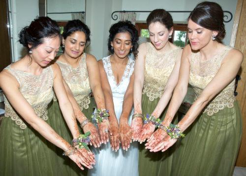 Asian Wedding Makeup and Hairstyling | Amanda White Hair and Makeup Artist