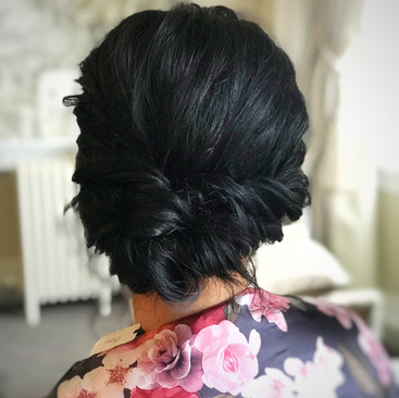 Twisted Hair Up Ideas For Your Wedding Day | Surrey Hairstylist Amanda White