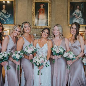Bridal Party Hair and Makeup | Amanda White
