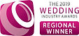 The Wedding Awards 2019 Regional Winner | Amanda White Hair & Make Up Surrey