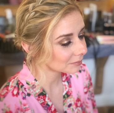 Plaited Hairstyles For Your Bridesmaids | Hairstyling Professionals