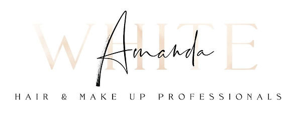 Amanda White Branding | Wedding Makeup Artist & Hairstylist| Amanda White Hair & Make Up Artists -  Bridal & Special Ocassion Hair and Makeup Services for Surrey, London & Home Counties