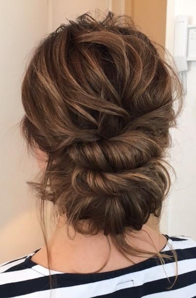 Low Key Bridal Hairstyle Ideas | Kent Wedding Hairstylist Team| Amanda White