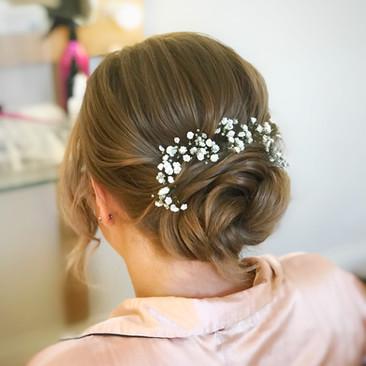 Bridesmaid Hair Up Ideas | Hair For Your Wedding | Hairstylist Amanda White