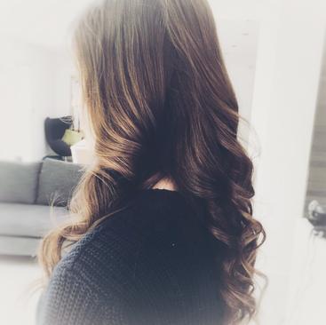 Waved Hair For Your Wedding | Expert Hairstylist Team| Amanda White