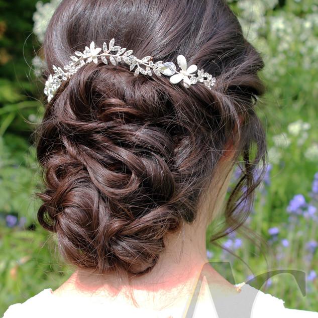 Boho Bridesmaids | Boho hairstyling by Amanda White | London Hairstylist