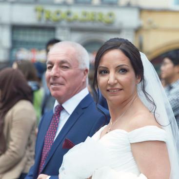 Bridal Portrait | Professional Makeup Artist based in London | Amanda White