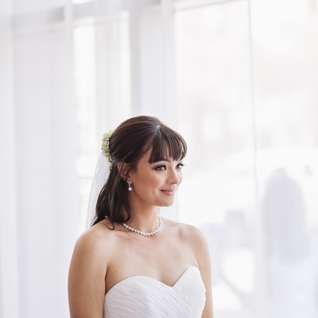Elegant Hairstyling for Your Wedding Day | Berkshire based Hair and Makeup Team| Amanda White