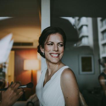 Modern Wedding Style Ideas | Perfect Wedding Makeup| Amanda White