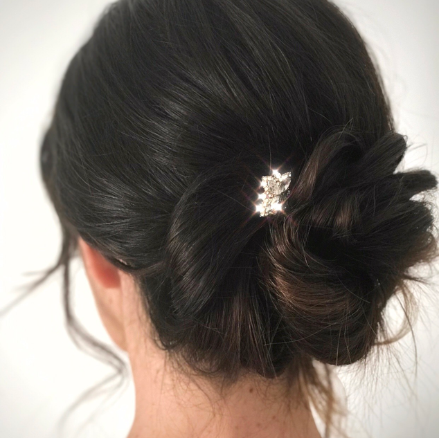 Low Key Hairstyles For Brides to Be | Wedding Hairstyles| Amanda White